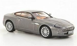 Aston Martin Miniature : aston martin vanquish miniature grise rhd 2002 vitesse 1 43 voiture ~ Melissatoandfro.com Idées de Décoration