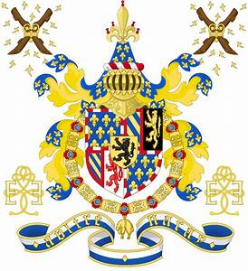 File Coat Of Arms Of The Duke Of Burgundy Since 1430 Svg