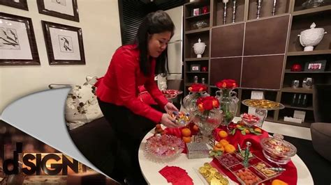 dsign   decorate living room  chinese  year