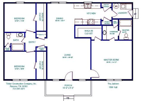 floor plans 1500 sq ft floor plan for 1500 sq ft house architectural designs