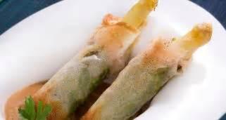 receta de brick de huevos  jamon  setas karlos arguinano