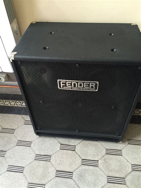 fender rumble 410 cabinet v3 review fender rumble 410 cabinet image 1484394 audiofanzine