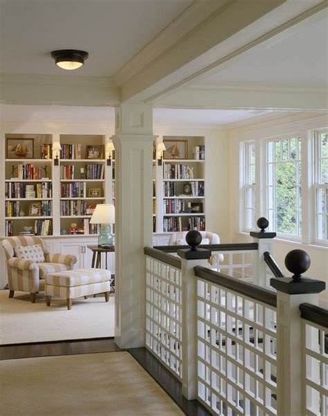Ideas For Upstairs Landing by Upstairs Family Library Room Could Even Do Something Like