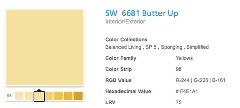 sherwin williams butter up the color of my bedroom it paint exterior house colors