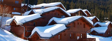 catered ski chalets in la tania snow retreat