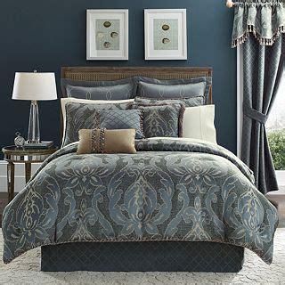 croscill classics catalina brown comforter set