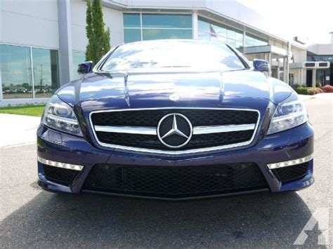 2014 Mercedes-benz Cls Cls63 Amg S-model For Sale In Troy