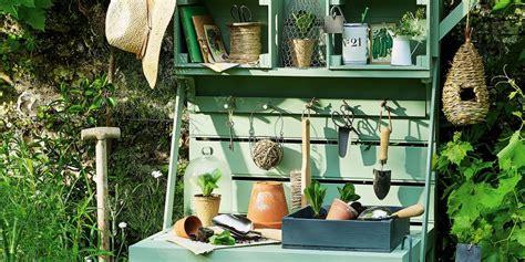 idees deco jardin en recup marie claire