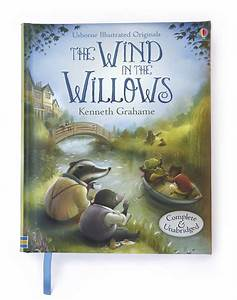 The Wind in the Willows Illustrations by Richard Johnson