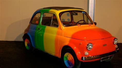 rainbow cars the rainbow car museum pete christine