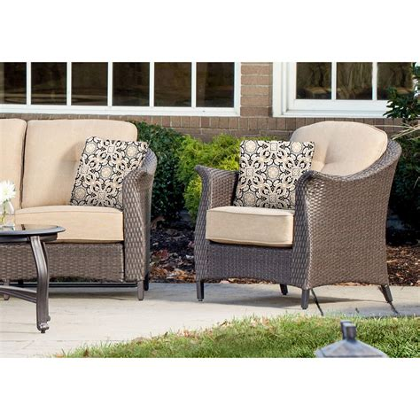 gramercy 4 seating set in country cork gramercy4pc