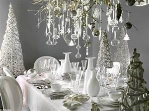 Idee Deco De Table Noel : nos 40 id es d co pour une table de r veillon sur son 31 ~ Zukunftsfamilie.com Idées de Décoration