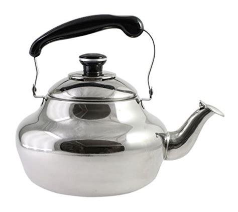 stainless steel kettle stove wood water burning whistling kettles tea teakettle coolest amazon