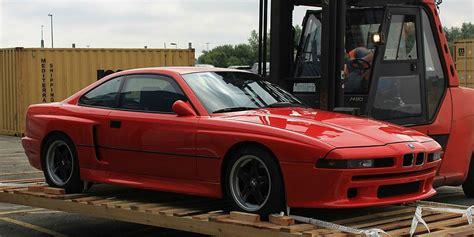 Bmw M8 Prototype Was Hidden For 20 Years! Carpartpanda®