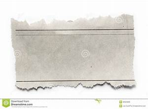 Paper piece stock photo. Image of close, ripped, cutting ...