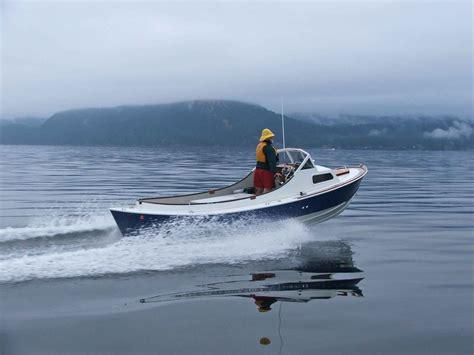 Cuddy Cabin Boat Builders by Dave Kruger Astoria Or Bartender Boats