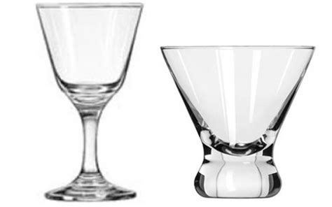 Beer Glass Serving Guide