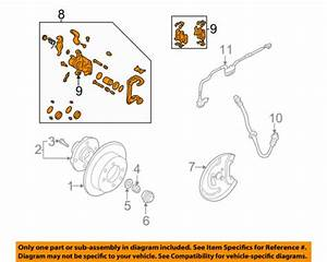 34 2003 Hyundai Elantra Rear Brakes Diagram