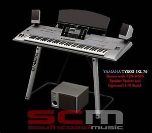 Yamaha Tyros 5 : yamaha tyros5 76 note premium arranger workstation ~ Kayakingforconservation.com Haus und Dekorationen