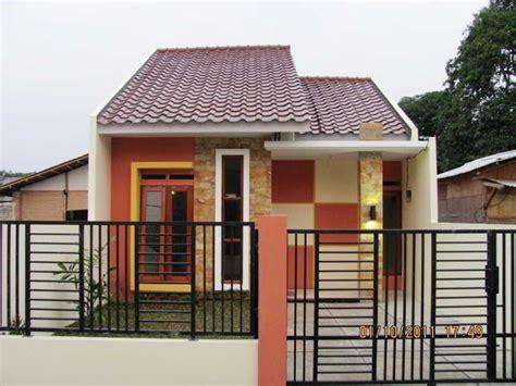 kumpulan desain rumah kecil lebar  meter terlengkap