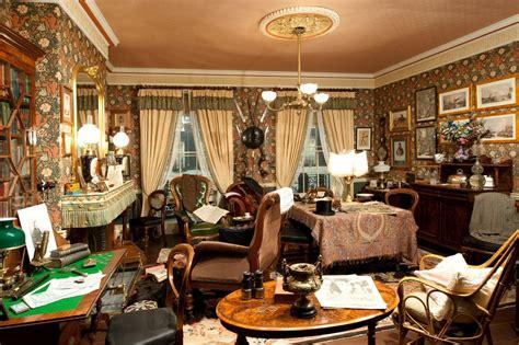 sherlock holmes museum meiringen london innen homes 221b baker moments living room jungfrauregion swiss