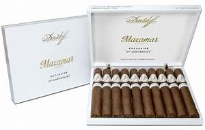 Buy Davidoff Maxamar 15th Anniversary Exclusive Cigars ...
