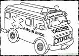 Ambulance Coloring Pages Rescue Vehicles Printable Building Truck Template Emergency Transportation Sheets Printables Clipart Sketch Dellosa Carson Draw Cars Books sketch template