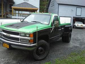 Sell Used 1992 Chevy Dually 454 4x4 5 Speed In Lowville