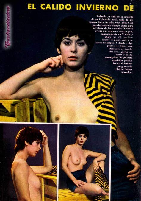 Yolanda nackt Signorelli A Brief