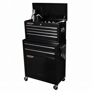 Husky 41 in 13-Drawer Tool Chest and Rolling Tool Cabinet
