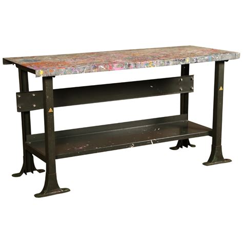 Used Steel Work Benches For Sale Used Steel Work Benches