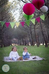 Niños: una sesión al aire libre ¿Te animas?