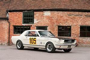 CAFÉ RACER 76: 1965 FORD MUSTANG 289 RACING CAR