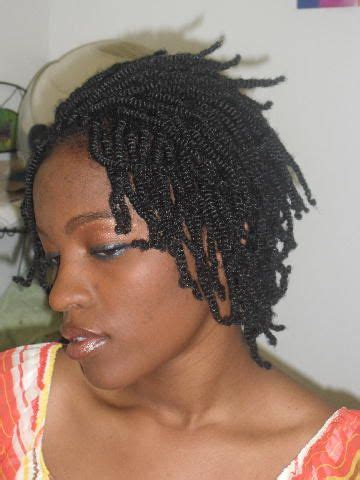 pictures  nubian twist hairstyles hair weave