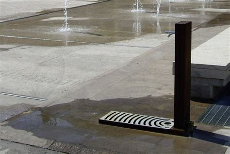Bērnu pilsētiņās tiks uzstādīti dzeramā ūdens krāni