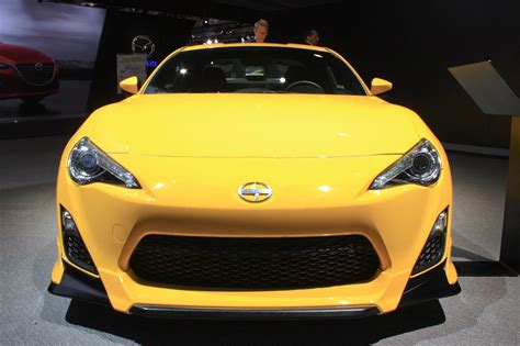 2014 Scion Fr-s Release Series 1.0 Debuts In New York