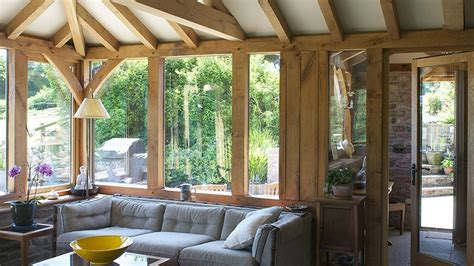 oak garden room worcs david salisbury
