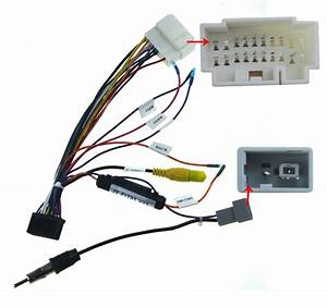 Joying Wiring Iso Harness For Honda Fit Car Radio Power Adaptor Power Cable Radio Plug