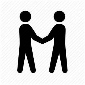 Business, business partners, deal, friends, headshake ...