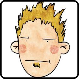 hair flash cards cheveux english vocabulary teacher