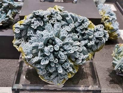 Minerals Mineral Plumbogummite Dealer Tucson Gem Guanxi