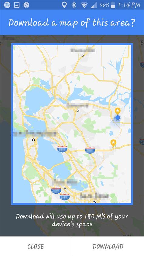 maps   google maps app  offline