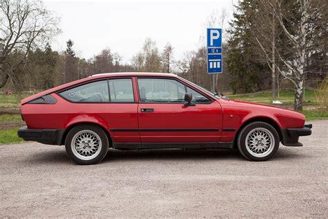 Alfa Romeo Alfetta Gtv Coupé 1985