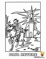 Coloring Paul Rag Revere Doll Toy Printable Mexico Flag Colouring Popular Simple sketch template