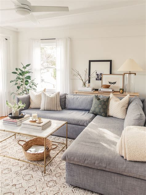 small living room decor ideas thatll open   space