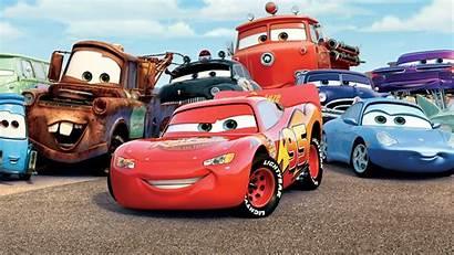 Cars Mcqueen Lightning Sally Carros Mater Flo