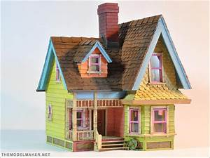 Victorian Dollhouse From Disney Pixar Up THEMODELMAKER
