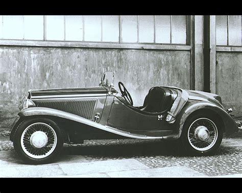 Fiat 508s Balilla Sport 1932 1937