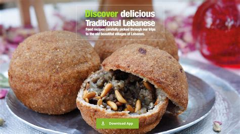 authentic cuisine authentic lebanese food