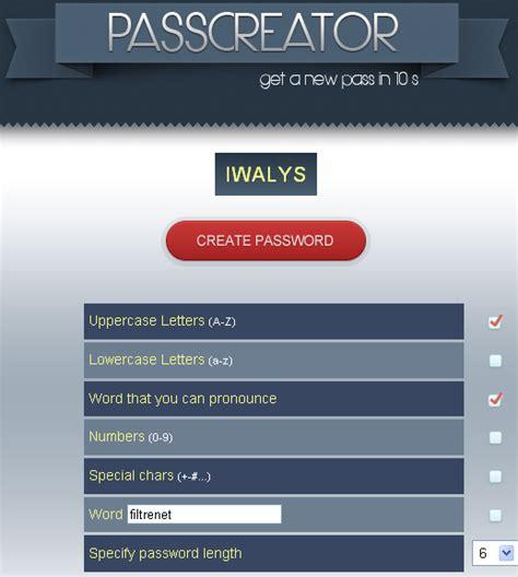 choisir un mot de passe comment choisir un bon mot de passe trouver un meilleur mot de passe